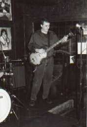 Dave Roth at Northside in the early days